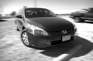 2004 Honda Accord Lip Kit
