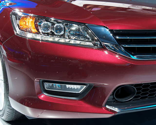 Honda Accord 2015 Lip Kit