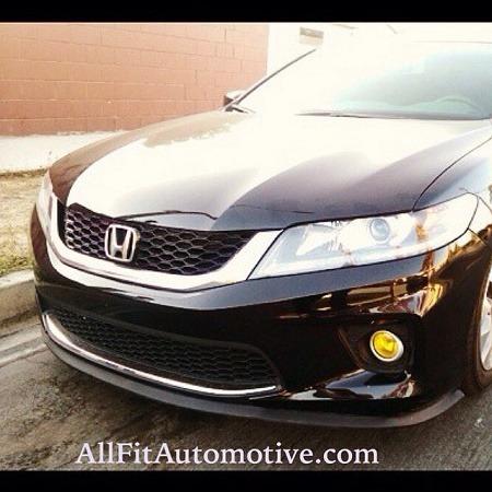 2013 Honda Accord Sport lip kit