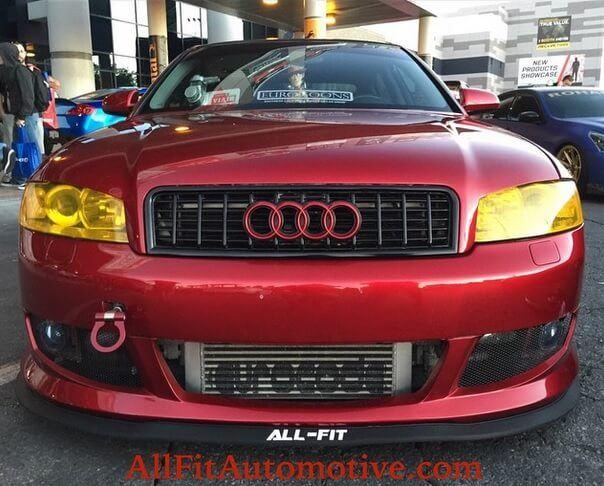 Audi A4 lip kit