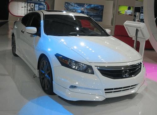 Honda Accord Lip Kit