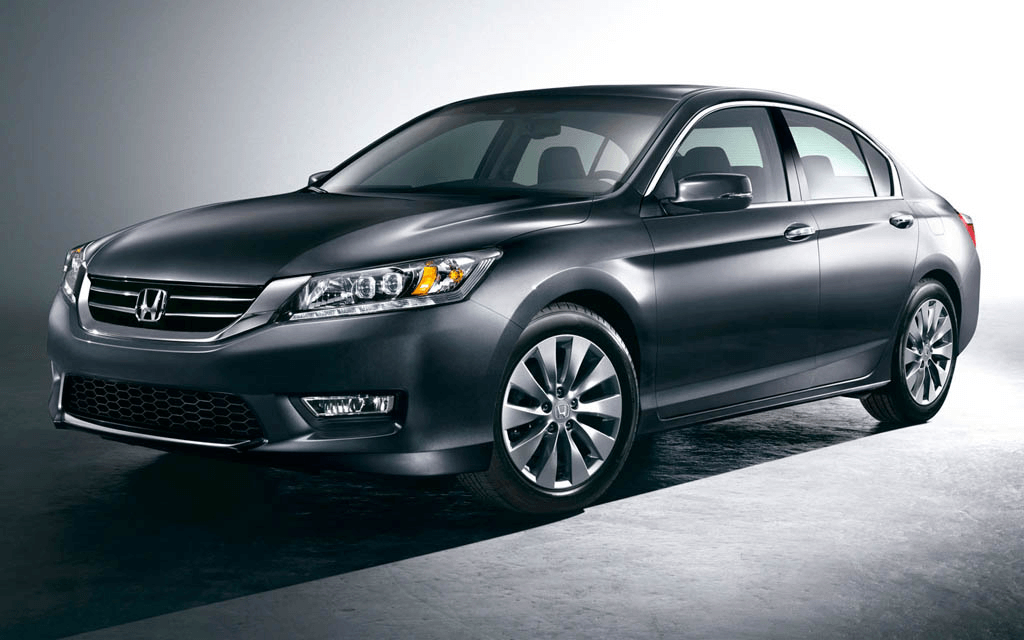 2015 Honda Accord Enhancement