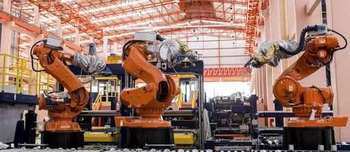 Car Production Overhaul