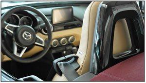 stylish personalized car interior