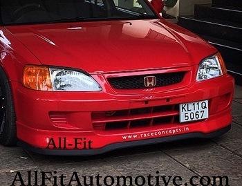 2000 Honda Civic lip kit