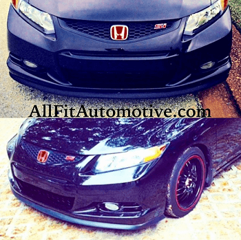 2013 Civic lip kit