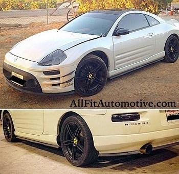 Mitsubishi Eclipse lip kit