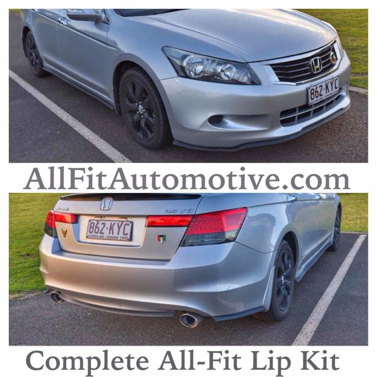 Honda Accord All-fit Lip Kit