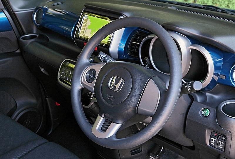 Honda Dashboard