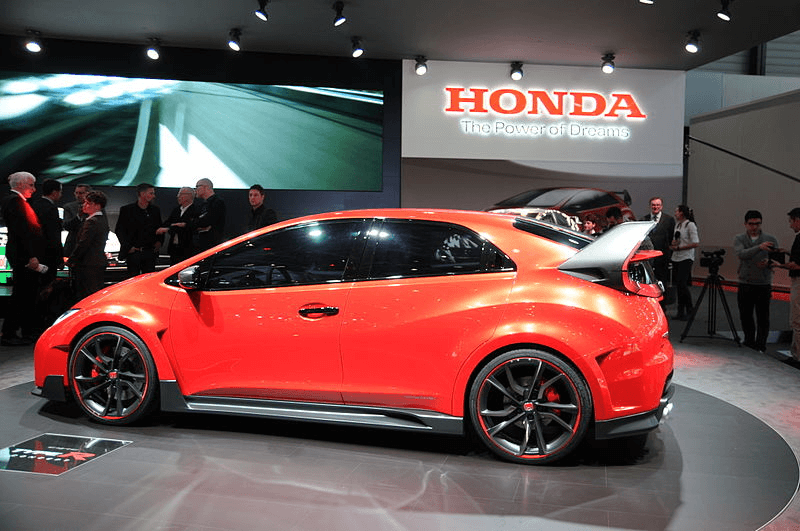 Honda Electric Hybrid Model