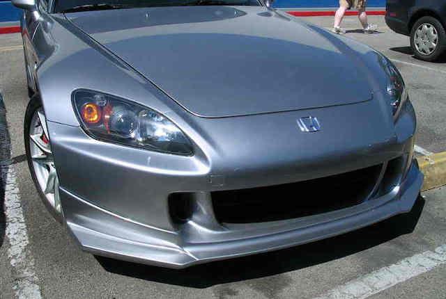 Honda spoiler