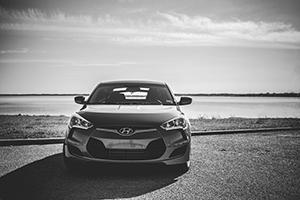 Hyundai Veloster Lip Kit