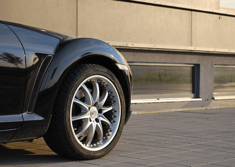 Mazda RX-8 Lip Kit