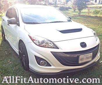 Mazda MX5 front lip