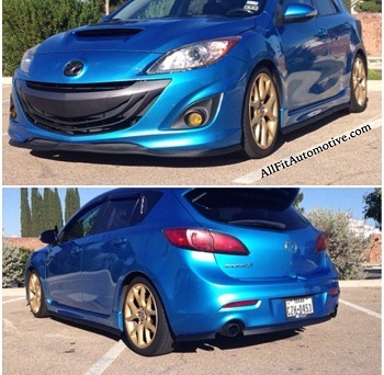 Mazda 3 lip