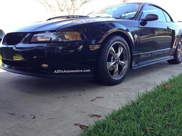 Mustang GT lip Kit