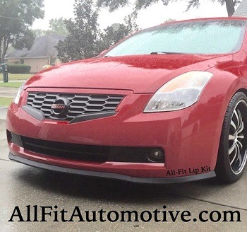 Nissan Maxima lip kit