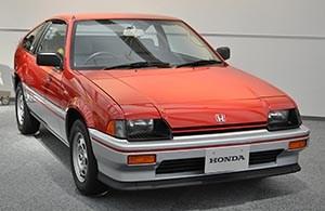 Honda CRX Lip Kit