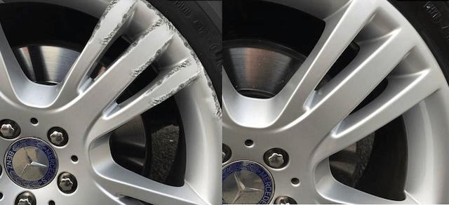 Refinish wheel