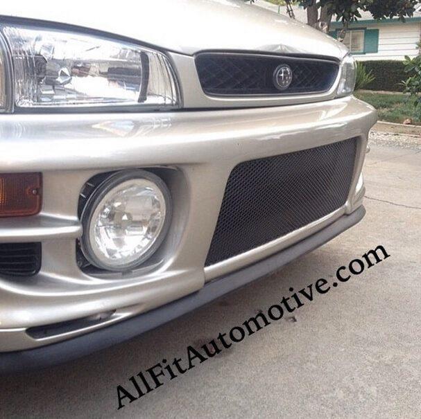 Subaru WRX lip