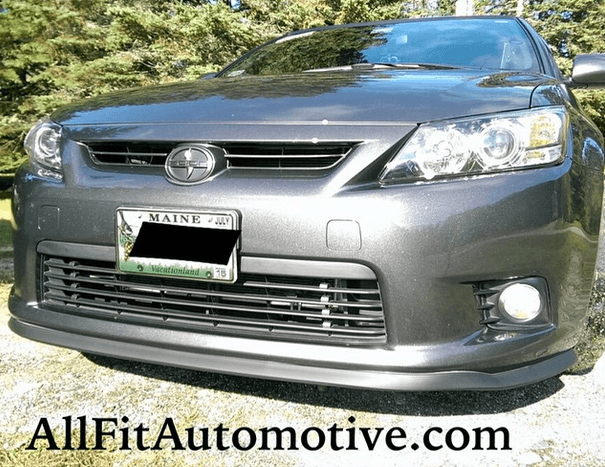 Scion tC lip kit