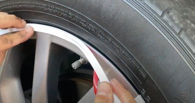 rim trim wheels
