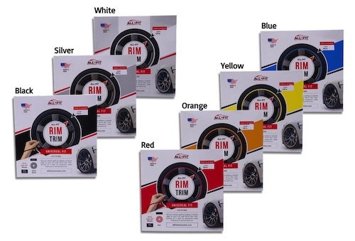 Rim Trim colors